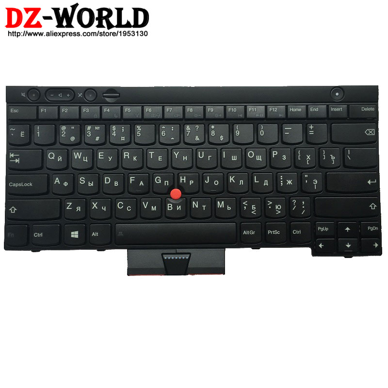 New Original Russian Keyboard for Thinkpad X230 X230i X230T RU Teclado 04X1224 04X1300 04X1338 04W3197 04W3123 04W3048 0C01908 все цены