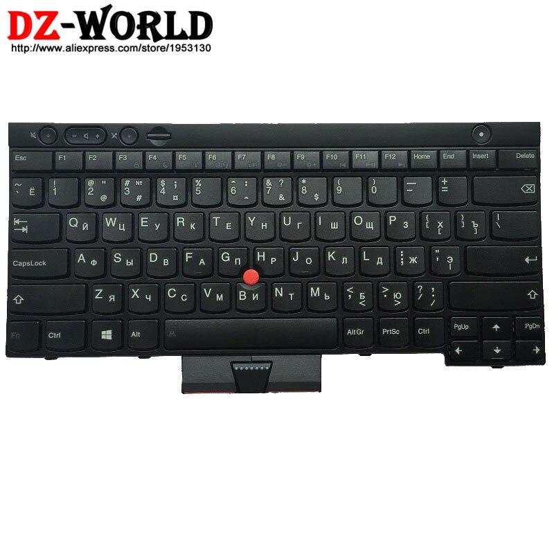 Nouveau clavier russe d'origine pour thinkpad x230 x230i x230t ru teclado 04x1224 04x1300 04x1338 04w3197 04w3123 04w3048 0c01908