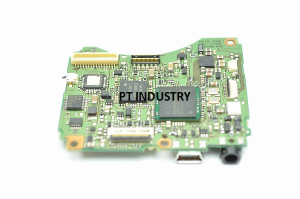 Original G9 Main board MCU MainBoard Mother Board With Programmed For Canon Powershot G9