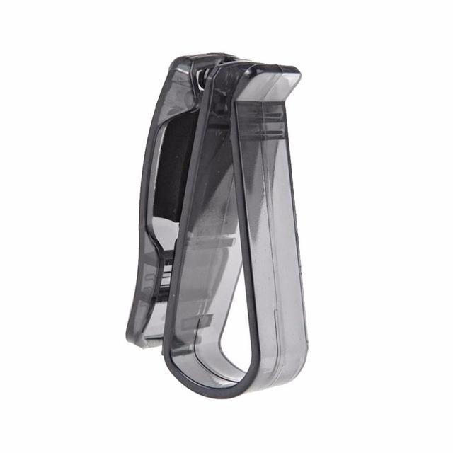Car Accessories ABS Sunglasses Clip Car Holder For Eyeglasses Ticket Holder Clip Auto Fastener Clip Car Interior Accessories