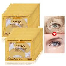 Argireline Firming Eye Mask Gel Moisturizing Smooth Lifting Firmness Serum Dark Circles Fine Lines Gold Patch Face Care