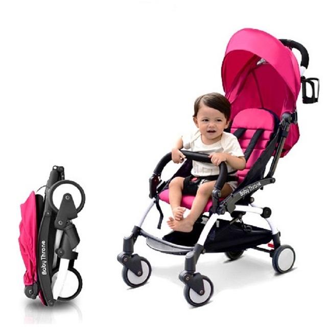 Novo Ultra Luz Quatro Rodas carrinho de Embarque de Buggy Carrinho De Criança Carrinho De Bebê Dobrável Carrinho De Criança Carrinho de Bebê Do Carro de Alta qualidade 0-3 anos