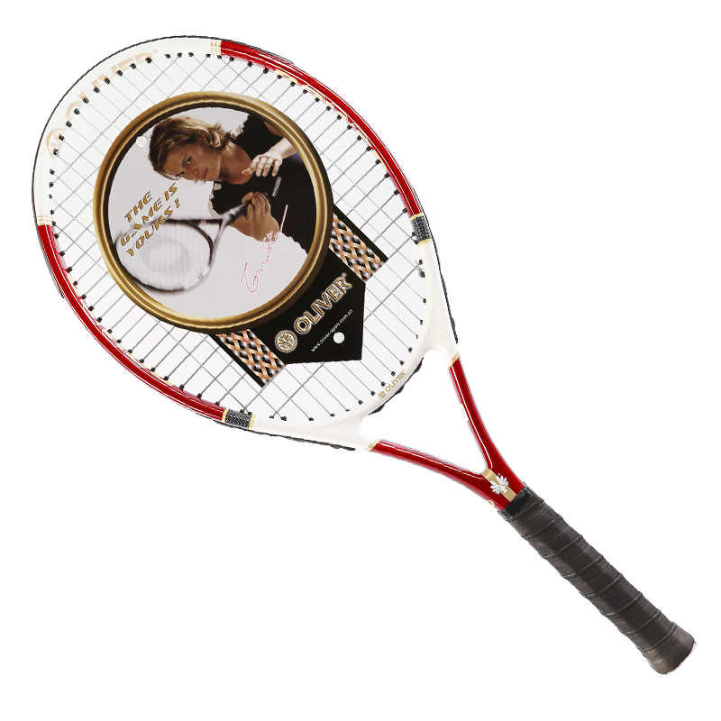 Oliver Tennis Rackets with Carbon Aluminum Racquet  for men and women with String and a Bag