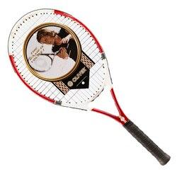 Rakiety tenisowe Oliver z rakietą z aluminium węglowego dla mężczyzn i kobiet ze sznurkiem i torbą