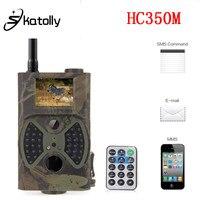 Skatolly HC350M охоты Камера 16MP фото ловушка 1080 P видео Ночное видение MMS GPRS инфракрасный Hunter Cam PK HC300M chasse