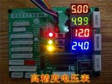 LCD Bo Mạch Chủ Analog Điều Khiển Điện Đa Dụng Cụ Kiểm Tra Bảo Trì Nguồn Cung Cấp Điện Đặc Biệt Công Cụ Dụng Cụ Dây Màn Hình Hiển Thị Kỹ Thuật Số