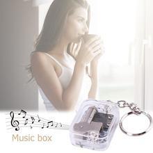 18 Tones Mechanical Metal Music Box Set