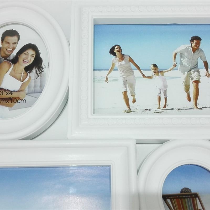 Süße Familie Bilderrahmen Mit Vier Bilder 4x6 \