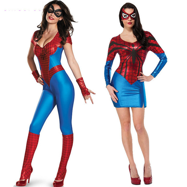 Pity, that sexy spiderman costumes think
