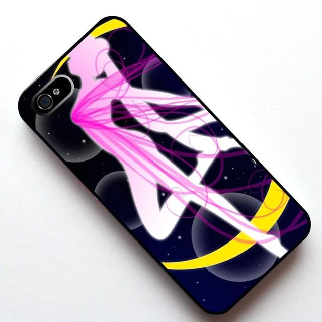 099efd04253 Anime Sailor Moon caso Naruto funda, para el iPhone de Apple 4 4S 5 ...