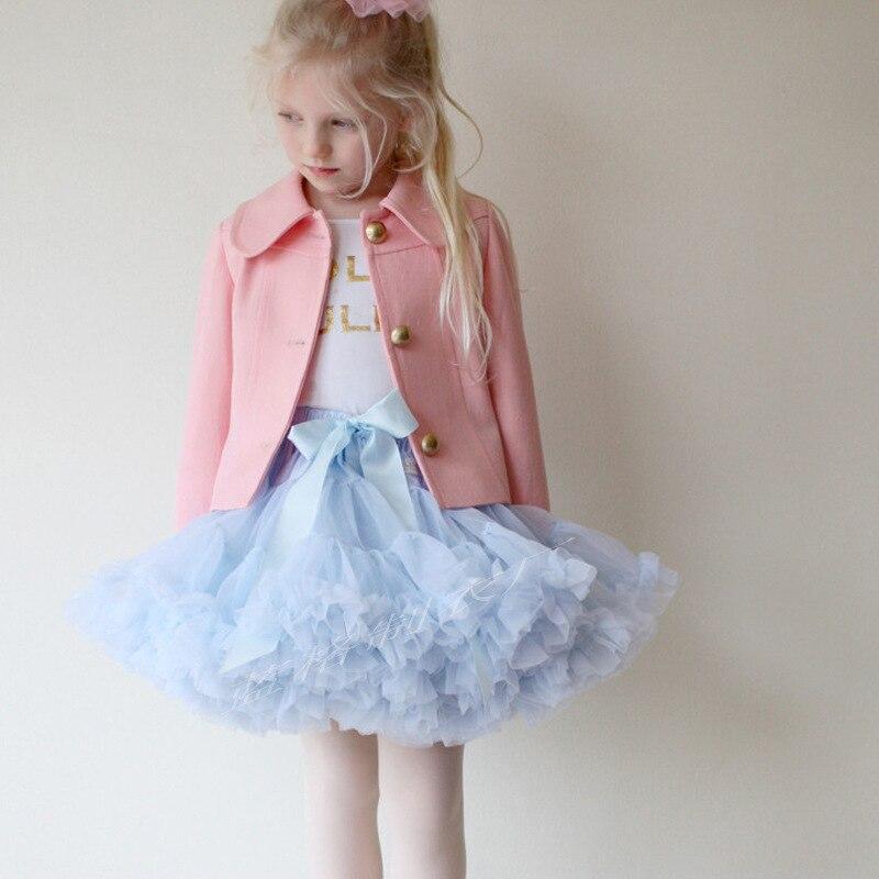 Girl Tutu Skirt Ballet Jazz Sleeveless Performance Dance Dress Girl Children Competition Practice Clothes Gymnastics Leotard
