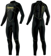 Slinx Discover 1106 5mm Men's Towel Lining Neoprene Wetsuit Scuba Diving Winter Swimming Snorkeling Spear Fishing Waterskiing