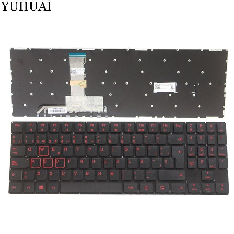 NEW//Orig Lenovo Legion Y530-15ICH Upper case Palmrest keyboard bezel W//BL KB /&TP