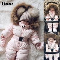 Winter Cute bebes Baby boy Girls Rompers Baby Boy suits kids jumpsuits clothing Autumn and winter Baby One pieces Clothes COTTON