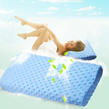On Sale Foam Memory Pillow Orthopedic Pillow Comfortable Travel Sleeping Neck Pillow Rebound Pregnancy Pillow Protect Healthcare