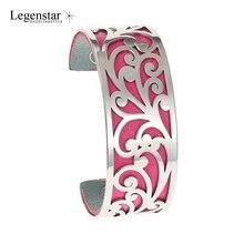 Legenstar Spindrift Interchangeable Cuff Bracelet Manchette Femme de Bras 2019 Stainless Steel love Bracelets Bangles For Women