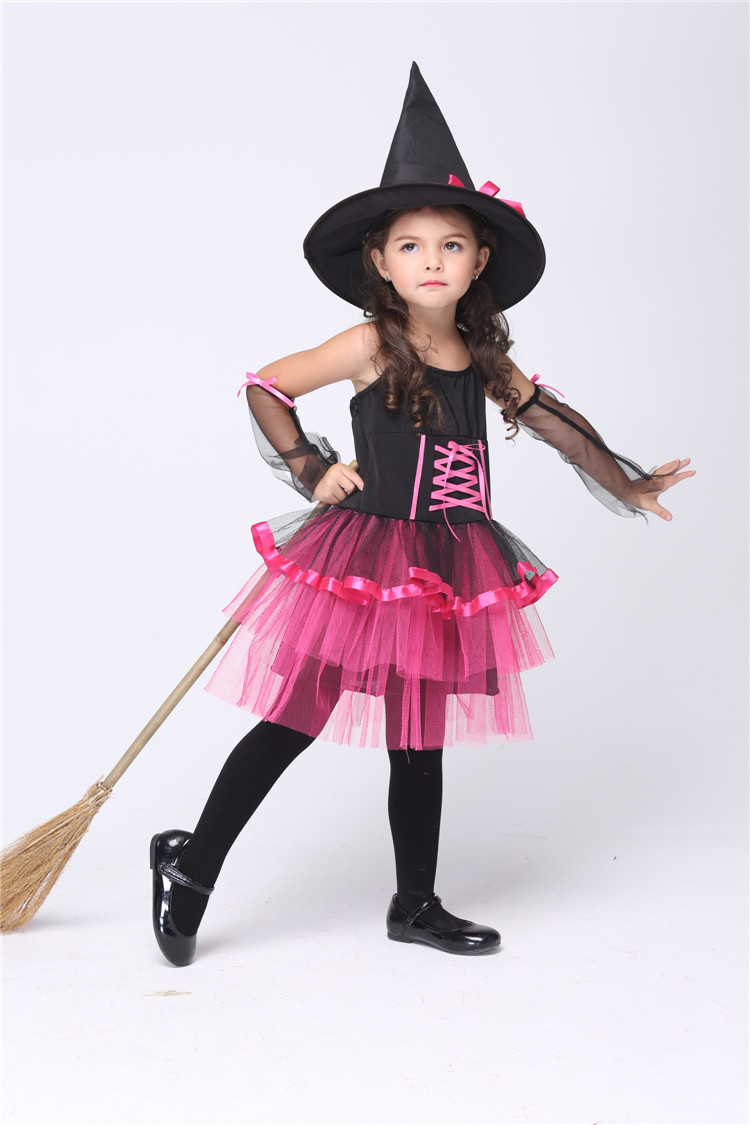 Kids Witch Costumes Promotion-Shop for Promotional Kids Witch ...