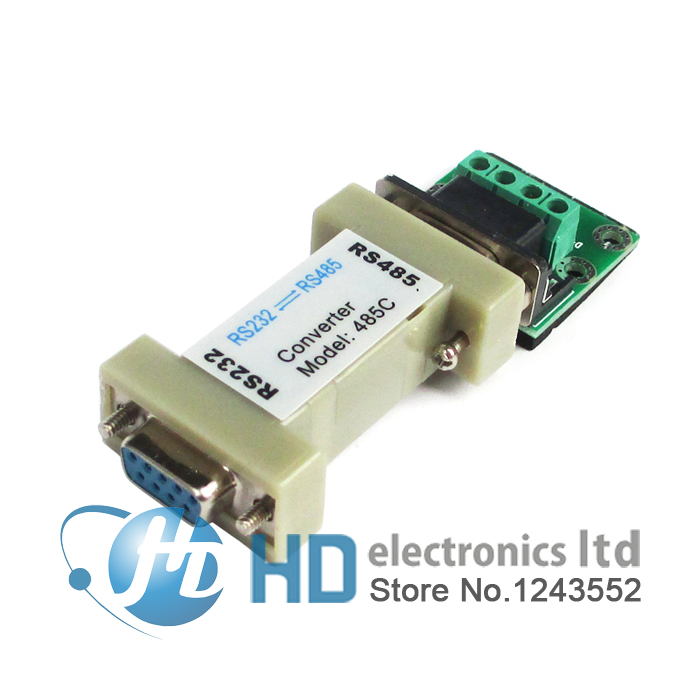 RS-232 RS232 to RS485 RS-485 commercial grade high-performance passive interface converter adapter communication protocol samsung rs 552 nruasl