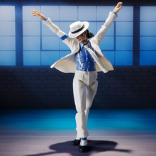 MJ Michael Jackson Moonwalk Beat It Billie Jean PVC Action Figure Collectable Model Toy SMOOTH CRIMINAL