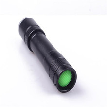 world-wind#3011 Powerful 2500 Lumens Zoomable new Q5 LED 18650 Flashlight Torch Lamp free shipping
