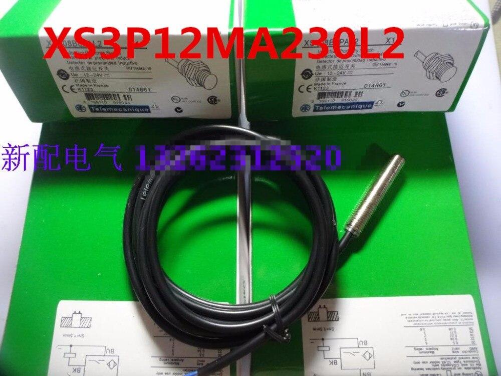все цены на Original new 100% special selling high precision new sensor switch XS3P12MA230L2 proximity switch quality assurance онлайн