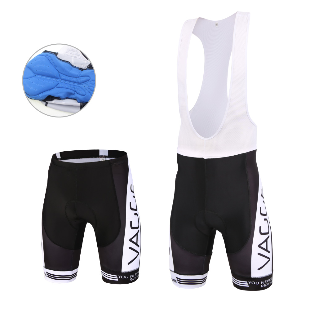 VAGGE Quick Dry Men Sublimation Cycling Shorts Shockproof MTB Road 3d Pad Bike Knicker Tights Summer