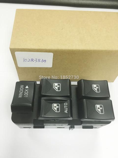 HIGH QUALITY   Car Electric Power Window Master Switch  OEM 10283834 FOR Pontiac Aztek