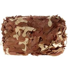 5x3m 5 color Outdoor Military Camouflage Net Camo for Hunting Covering Camping Woodlands Leaves Hide Sun Shelter Car-cover