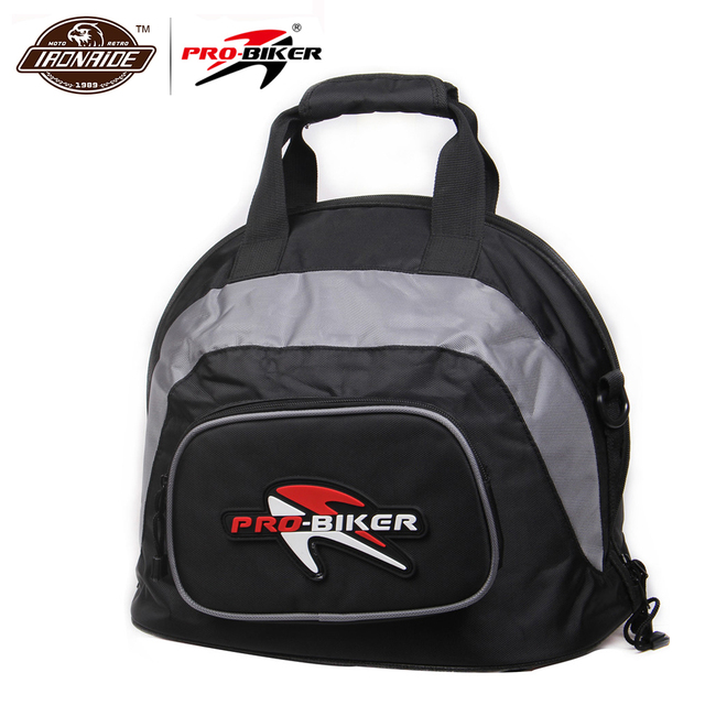 Pro Biker Touring Motorcycle Helmet Bag Multifunction Travel Knight Riding Motocross Equipment