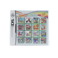 482 In 1 Compilations Video Game Cartridge Card For DS Game Console Super Combo Multi Cart