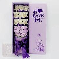 15 Pcs/set small plush Bears Mini Bear Bouquet,Stuffed Fluffy Bear Dolls Toy Gifts For Wedding,Girlfriend Valentine's Day gift