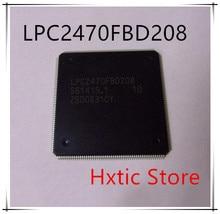 5pcs/lots LPC2470FBD208 LPC2470FBD LPC2470 TQFP-208 New original IC