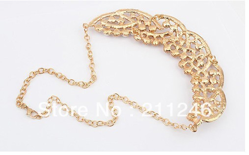 Free Shipping 2016 Newest Fashion beads Necklace Hot Wholesale Korea fashion Simulated-pearl Collar Necklace false collar