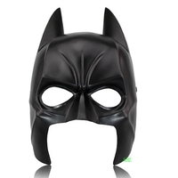 Halloween Super Hero Batman Mask Full Face Party Edition Film Batman Bruce Wayne Same Resin Masks Party Cosplay Adult Size