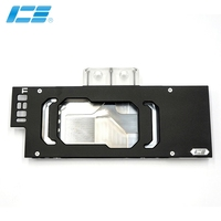 IceMan Coole GTX1080 Ti GPU Inno 3D water cooled cooler head compatible GTX1080 public edition version and GTX1080 ICHILL