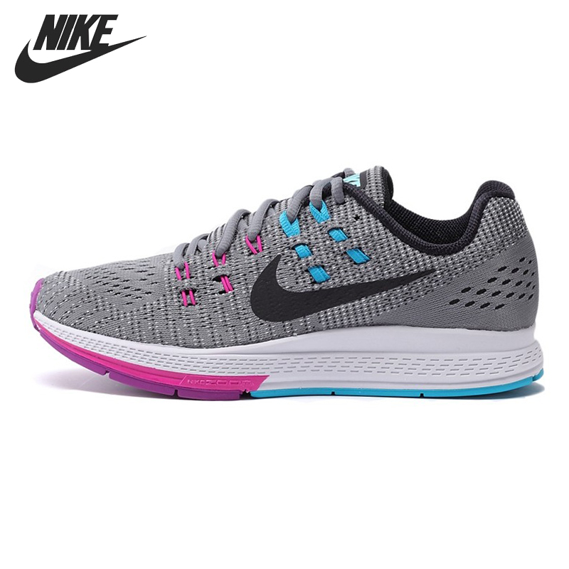 b3f1194463c Original NIKE AIR ZOOM STRUCTURE 19 Women s Running Shoes Sneakers ...