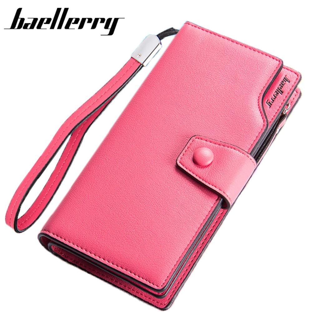 Women's Wallets Casual Purse Clutch Brand Female Leather Long Fold Wallet Design Women Phone Zipper Bag Gift For Lady HQB2030 aquanet акриловая ванна aquanet capri 170 110 l 155535