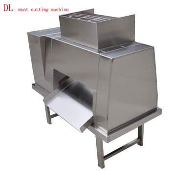 380V DL Meat Cutting Machine, Stainless steel Meat Slicer Cutter,  Meat Processing Machine,2.5-20mm(can make to order special ) 2