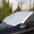 Nova Janela Do Carro Neve Carro Capas Para Carro Sedan Sun Sombra Sombrinha Folha Reflexiva Da Brisa Do Carro Neve Bloqueado Anti-UV