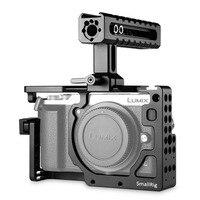 SmallRig Камера набор аксессуаров для Panasonic GX85/GX80/GX7 Mark II с верхней ручкой Кабель HDMI зажим DSLR клетка 2009