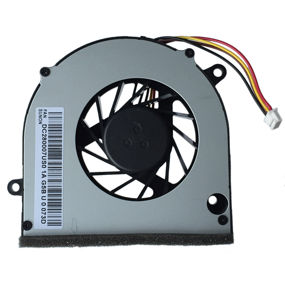 New original Cooling Fan For Lenovo G460 G460A Z460 Z460A G465 Z465 Z560 Z560A Z565 LAPTOP Cooler Radiator Cooling Free shipping 4pin mgt8012yr w20 graphics card fan vga cooler for xfx gts250 gs 250x ydf5 gts260 video card cooling