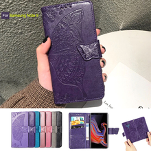 For Coque Samsung Galaxy Note 9 Leather Wallet Flip Case Cover Shockproof For Samsung Galaxy Note 9 Note9 Phone Case Book Cover цена и фото