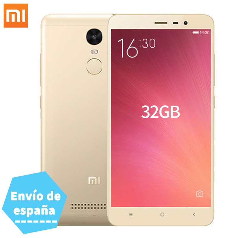 "Global Version Original Xiaomi Redmi Note 3 pro prime Special Edition Smartphone 3GB RAM 32GB ROM 5.5"" FHD 16.0MP Fingerprint ID"