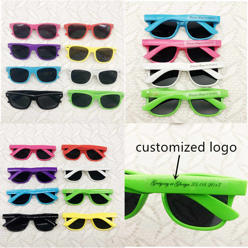 Customize Kids Party Sunglasses Neon Party Sunglasses 24 Pack Mix Color Sunglasses Gift Party Favors Goody Bag Favors For Kids