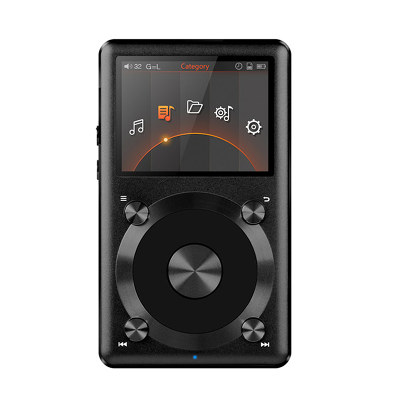 Fiio X3 2nd gen / X3 II / X3K Native DSD Decoding 192k Hz / 24bit Hifi MP3 FLAC APE ALAC Music Player