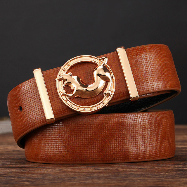 Fashion Brand ceinture mens Luxury belt for men genuine leather Belts for men designer belts men high quality free shipping