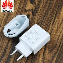 Chargeur de suralimentation Huawei Original adaptateur de Charge rapide 1M 5A câble USB C pour Honor 10 mate 9 10 20 P20 pro v10 V20 note 10 20