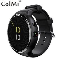 ColMi Smart Uhr i2 RAM 2 GB ROM 16 GB 2MP Kamera Android 5.1 3G WIFI GPS Google Play Herzfrequenzmesser für Android IOS Telefon