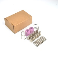 Rstar Sg 55 Ag 60 Wed 60p Plasma Cutter Torch Consumables Kit Tips 40 50 60
