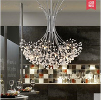 LED 16W 20W European Creative Personality Crystal Restaurant In North America The Bedroom Clothing Store The